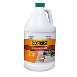 Rid O' Rust Liquid Rust Stain Remover