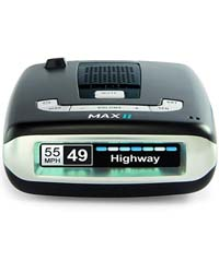 ESCORT MAX II - Radar Laser Detector, Auto Learn Technology
