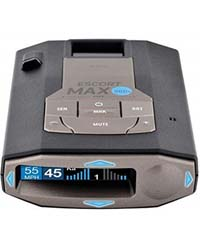 Escort MAX360C Laser Radar Detector - Wi-Fi and Bluetooth Enabled