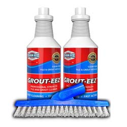 IT JUST WORKS Grout Cleaner and whitener
