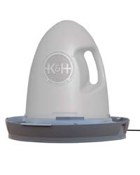 K&H Pet Products Thermo-Poultry Waterer