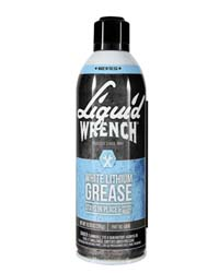 Liquid Wrench L616 White One Each, 10.25 oz Lithium Grease