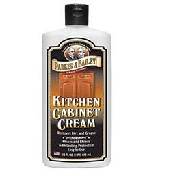 Parker and Bailey Kitchen Cabinet Cream - Wood Cleaner