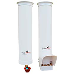 ROYAL ROOSTER CHICKEN FEEDER