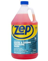 Zep House and Siding Pressure Wash Cleaner 128 Ounce